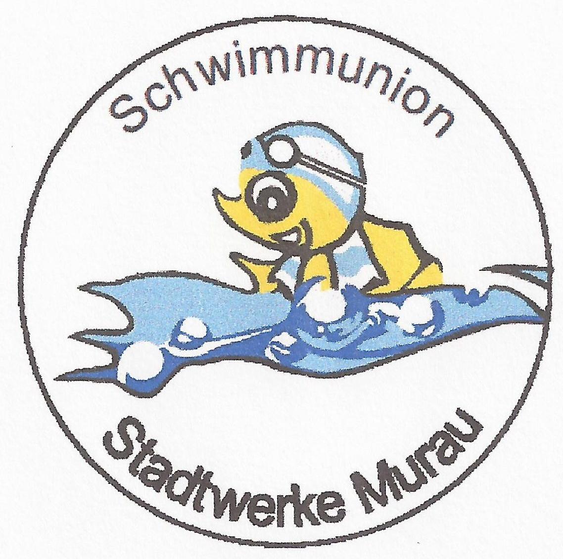 Logo der Schwimmunion Stadtwerke Murau